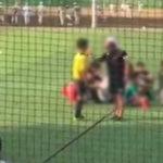 武蔵越生高校 サッカー部で体罰 コーチが部員を叩く動画がツイッターに投稿され発覚 指導専門コーチの解雇を発表